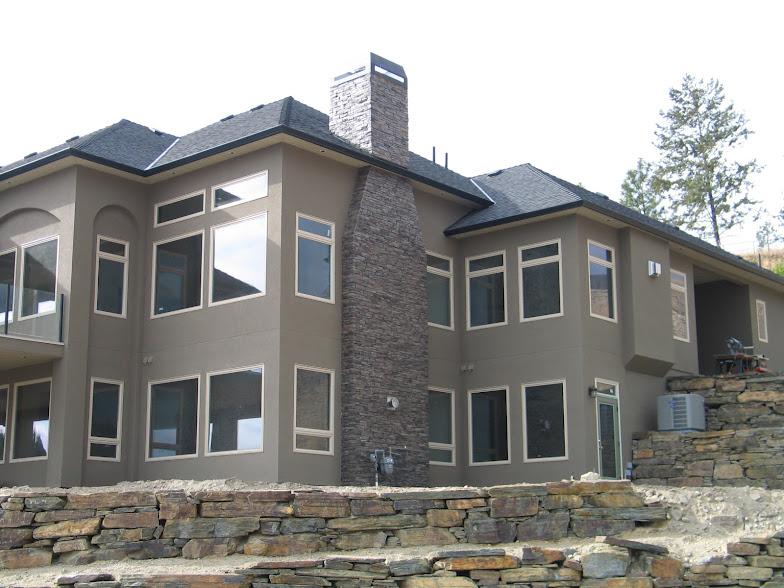 stone and stucco kodiak mountain stone