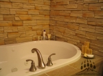 Winter Pearl Frontier Ledge Kodiak Mountain Stone bathroom Lethbridge Calgary A2
